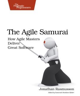 The Agile Samurai Book Cover