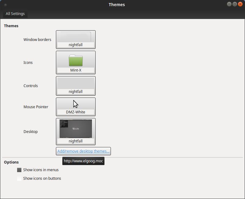 Eclipse Luna Dark Theme on Linux Mint | Man and Keyboard